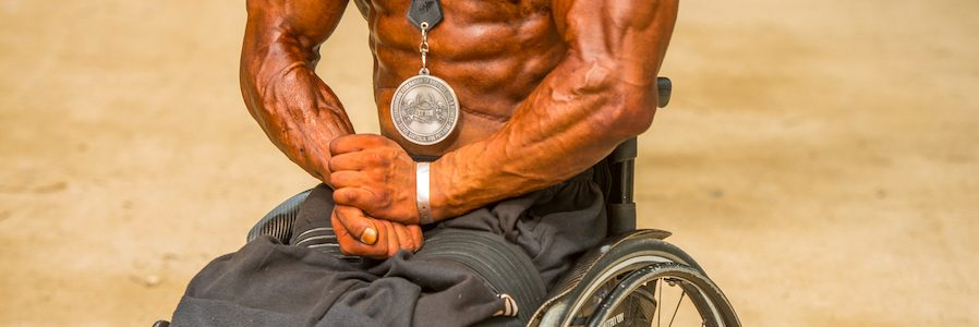 DIAMOND CUP MADRID 2020: WHEELCHAIR BODYBUILDING