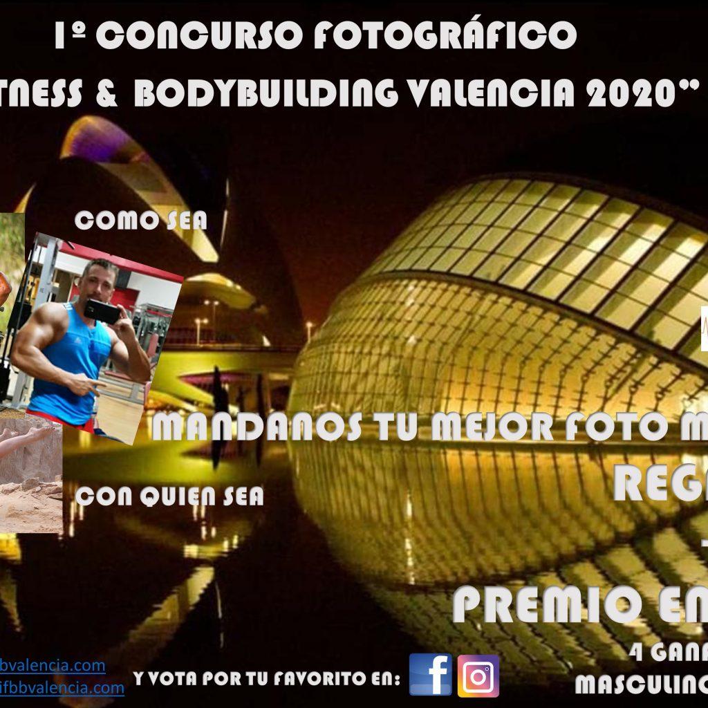 ¡ULTIMA SEMANA CONCURSO FOTOGRÁFICO #fotofitnessvalencia !