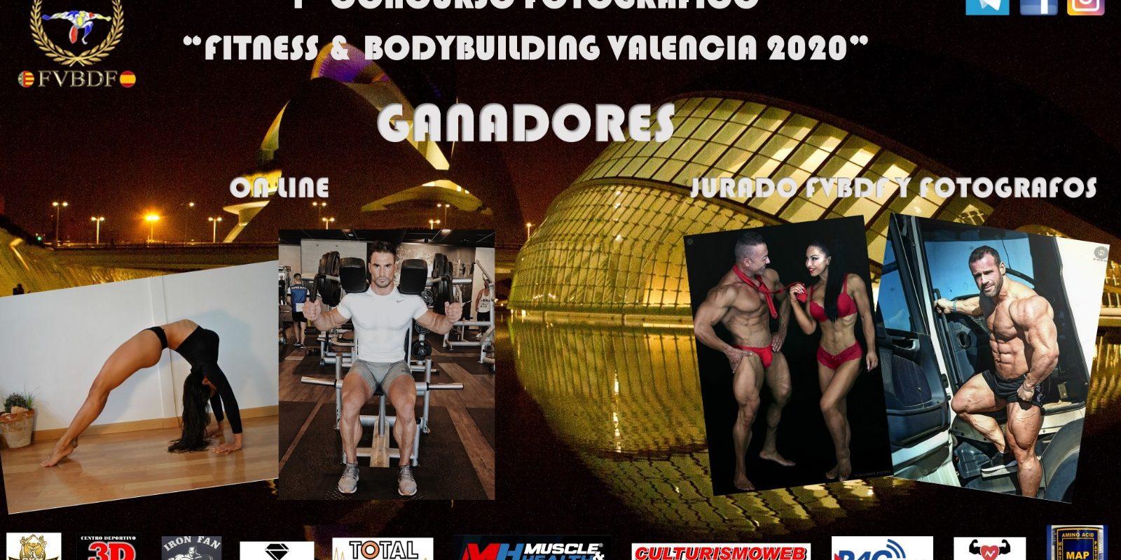 GANADORES CONCURSO FOTOGRÁFICO VALENCIA 2020: