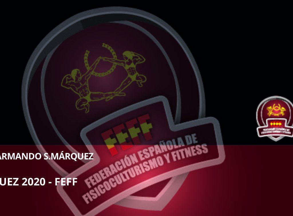 RECORDATORIO JUECES IFBB VALENCIA 2020
