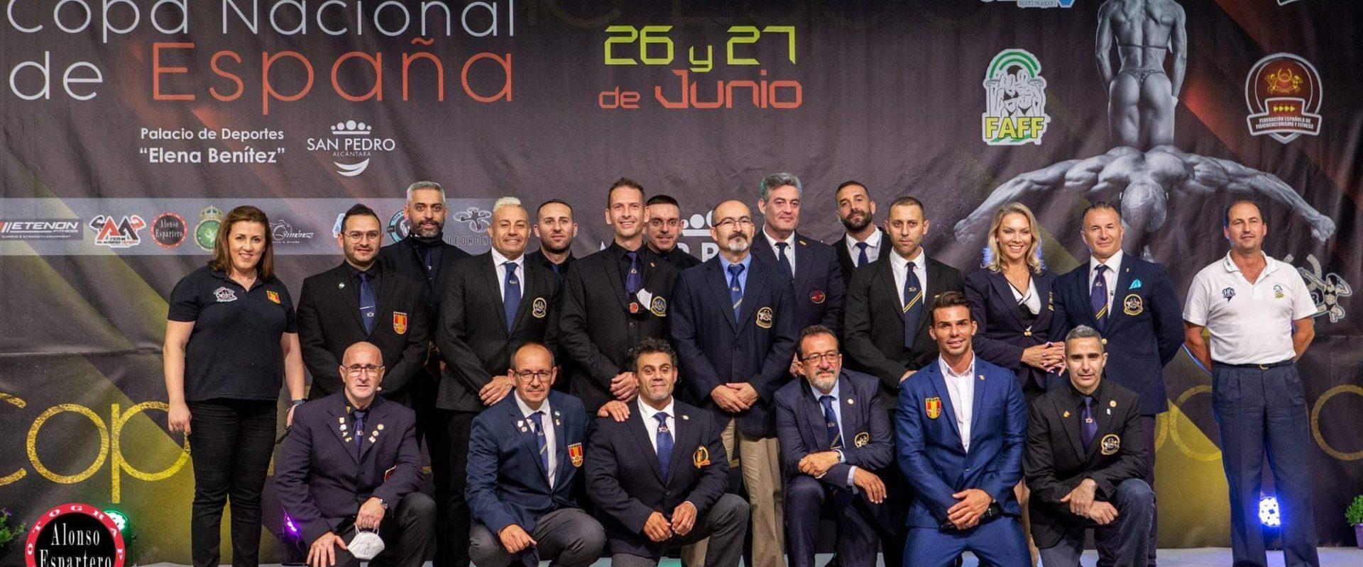 VALENCIA LOGRA 7 MEDALLAS EN LA COPA DE ESPAÑA 2021